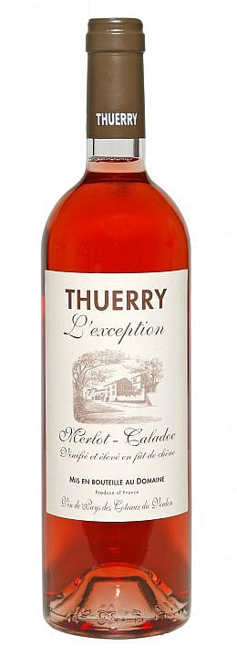Chateau thuerry rose exception